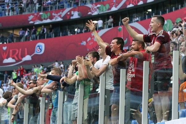 Матч в Москве